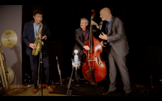 Jazz Trio bij Kaapse Brouwers